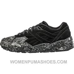 half off f8280 7df47 Puma R698 ROXX (Mens) - Dark Shadow Black For Sale Zz2wJ