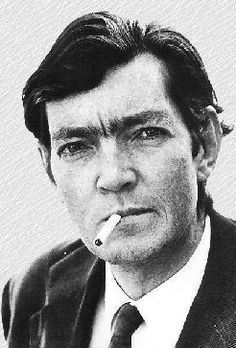 Julio Cortázar: Julio Cortazar, Argentinian novelist, short story writer, and essayist. Known as one of the founders of the Latin American Boom, Cortázar influenced an entire generation of Spanish-speaking readers and writers in the Americas and Europe. Writers And Poets, Story Writer, Book Writer, Essayist, Playwright, Version Francaise, James Joyce, Colin Firth, How To Speak Spanish