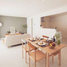 床、壁、家具のカラー参考