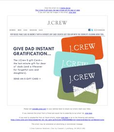 7 small business email marketing ideas for memorial day square fathers day e gift card email colourmoves