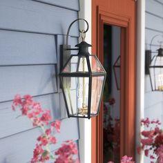 Alam 2-Light Outdoor Wall Lantern