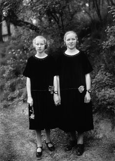 Sisters, 1927  by agust sander