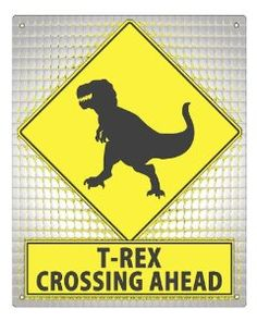 T-Rex Crossing
