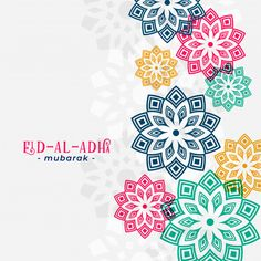 Eid al adha arabic greeting with islamic pattern Free Vector Motifs Islamiques, Islamic Motifs, Islamic Art Pattern, Arabic Pattern, Eid Mubarak Banner, Eid Mubarak Vector, Eid Al Adha Greetings, Eid Mubarak Greeting Cards, Happy Eid Al Adha