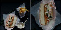 De hoy no pasa que pruebe este 'Lobster roll' de langostinos