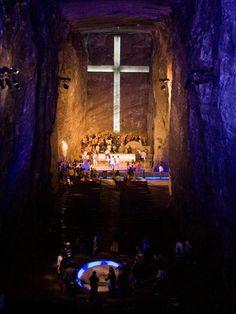 Catedral de Sal - Zipaquira