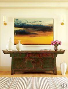 Oriental Chinese Interior Design Asian Inspired Foyer Home Decor Oriental http://www.interactchina.com