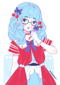 รูปภาพ anime, kawaii, and art