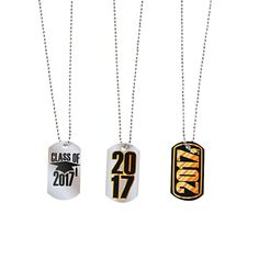 personalized bling dog tag graduation products bling