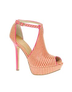 Gasp! HARMONY Platform Weave Sandal. I do have a wedding to attend in June...hmmmm @Amanda Califano
