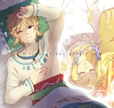 LoZ:SS: Will you wake me up? POSSIBLE SPOILER by ~lian-ne