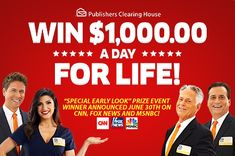 Instant Win Sweepstakes, Online Sweepstakes, Closed Signs, Win For Life, Minute Game, Winning Numbers, Matching Games, First Names