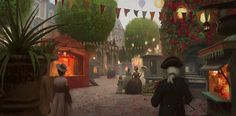 Le Marais from Assassin's Creed Unity