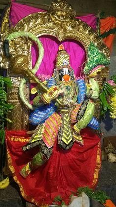 Jay Shree Ram, Shri Hanuman, Ganesha Art, God Pictures, Goddesses, Om, Captain Hat, Pictures Of God