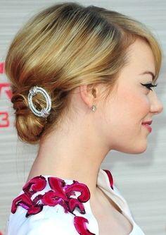 Red Carpet Hair Accessories