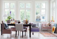 Bemz.com stellt individuelle Bezüge für Ikea-Möbel her. #homestory #home #interior #couch #furniture #designer #ikea #individuell