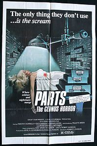 Game Room - 'The Clonus Horror' (1979) *RARE Original Movie Poster    #BMovie #Fun #Halloween