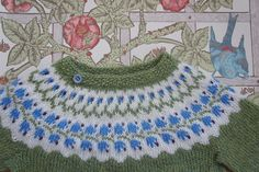 Ravelry: Ruskin's Bláklukka for a ten-year-old