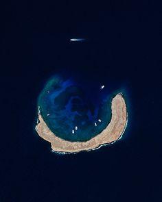 Molokini Crater, Hawaii | Revue