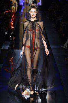 Défile Jean Paul Gaultier Haute couture Automne-hiver 2014-2015 - Look 47