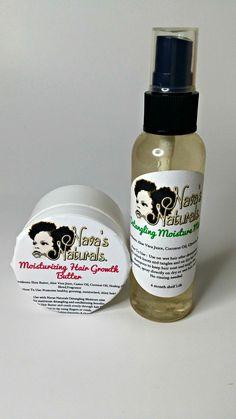 Hair Growth Starter Kit