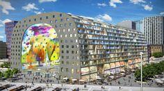 Culy's opgelet: op 1 oktober opent Markthal Rotterdam -