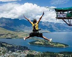 Some Important Things to Remember While Enjoying Bungee Jumping In India >> The thrill of jumping off into the infinite and seemingly bottomless pitch is surely big enough to make the adrenaline of any person rush with excitement. #365hops, #india, #BungeeJumping