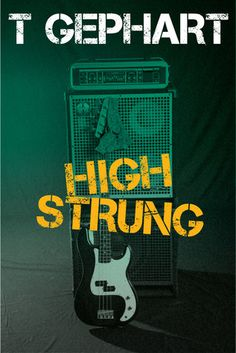 High Strung by T. Gephart⎪Dan & Ashlyn were Hilarious. I loved them.