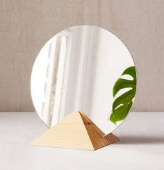 Shop Margot Pyramid Table Mirror at Urban Outfitters today. We carry all the latest styles, colors and brands for you to choose from right here. Mirror Painting, Mirror Art, Table Mirror, Mirror Decor Living Room, Room Decor, Home Decor Sale, Diy Home Decor, My New Room, Stores