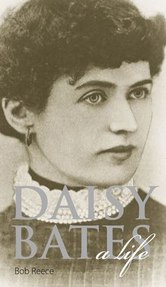 Daisy Bates (1859 – 1951) was an Australian journalist, welfare worker and lifelong student of Australian Aboriginal culture and society. After getting her first job as a governess in Dublin at age 18, there was a scandal, which resulted in the young man of the house taking his own life. Bates was forced to leave Ireland and started a new life in Australia. She was known among the native people as 'Kabbarli' (grandmother).
