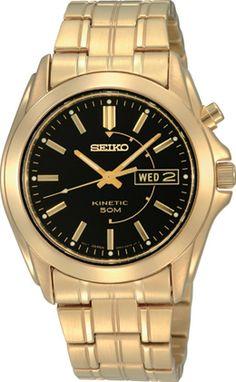 9ae93aa9cb4 SEIKO Kinetic SMY116 Men s Watch.  215.00 Relógios Para Homens