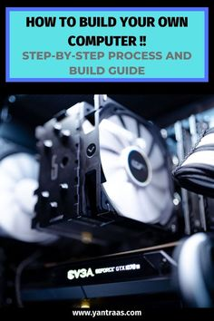 Build Your Own PC ! One-Stop-Guide Building your own pc is one of the most brilliant and exciting experience you New Technology 2020, New Technology Gadgets, Futuristic Technology, Cool Technology, Medical Technology, Energy Technology, Technology Design, Build A Pc, Gaming Pc Build