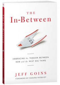 The In-Between  We spend most of our lives waiting.  Download and read the first third of the book here.