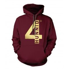 4 Hunnid Degreez Special Edition Gold Foil Hoodie - https://explicitshirtstore.com/browse-by-design/4hunnid-degreez-yg-400/4-hunnid-degreez-special-edition-gold-foil-hoodie