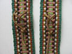 wool banjo strap by divisionstdesigns on Etsy
