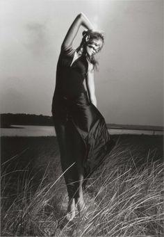 Yasuhiro Wakabayashi, Barbara Carrera dans le Brigans, East Hampton, New York, 1970
