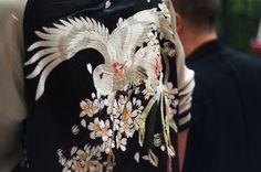 Zara silk bomber jacket
