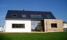 Maison d'habitation - Penmarc'h (29) France - Architecte : Pierre-Yves LE GOAZIOU