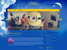 Children is one of the best stylish and clean themes for cartoons WordPress blog. It has designs which are good-looking. It comes with advanced features allows you to make changes to the theme without code editing.