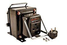Amazon.com: Simran THG-3000 Step Down Voltage Transformer 3000 Watts Converts AC 220 / 240 Volt to 110 Volt: Home Improvement