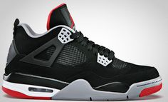 One of the greatest Air Jordans of all time. Today we take a look at the lineage of the Air Jordan IV.