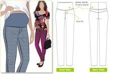 Stylearc Set mit Hose, shirt und Bauchband