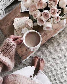 Morning cozy.