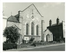 Photo: Methodist Church, Knight's Hill, West Norwood, London, 1967