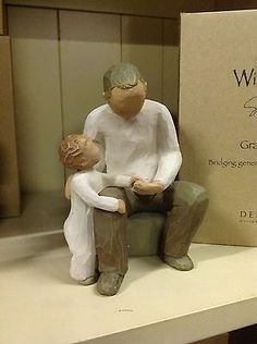Willow Tree Figurine- Grandfather