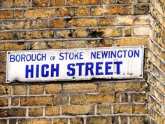 High Street, former Borough of Stoke Newington https://samroberts.smugmug.com/36/36-Old-Unusual-London-Street   #highstreet …