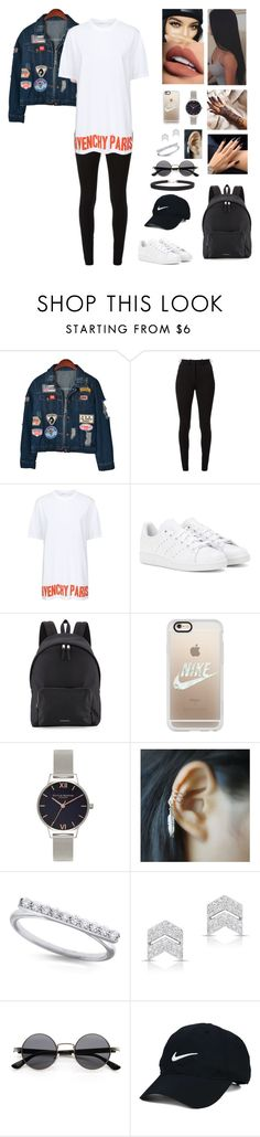 """""""Unbenannt #451"""" by aysuyucel ❤ liked on Polyvore featuring Chicnova Fashion, Victoria Beckham, Givenchy, adidas, Sephora Collection, Chicas Fashion, Burberry, Casetify, Olivia Burton and KC Designs"""