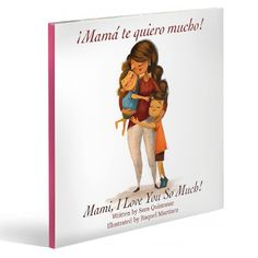"""Book Giveaway! 5 paperback copies of """"Mamá te quiero mucho"""" by @itsmusictime  more info here: https://www.facebook.com/spanglishbaby"""