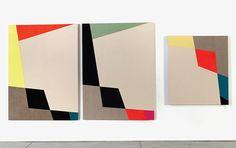 Sarah Crowner | Ciseaux Rideaux, 2012