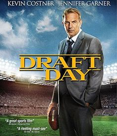 Sports Drama, Rated PG-13, 110 min.  On the day of the NFL Draft, general manager Sonny Weaver has the opportunity to save football in Cleveland when he trades for the number one pick.  http://ccsp.ent.sirsi.net/client/hppl/search/results?qu=draft+day+costner&te=&lm=HPLIBRARY&dt=list